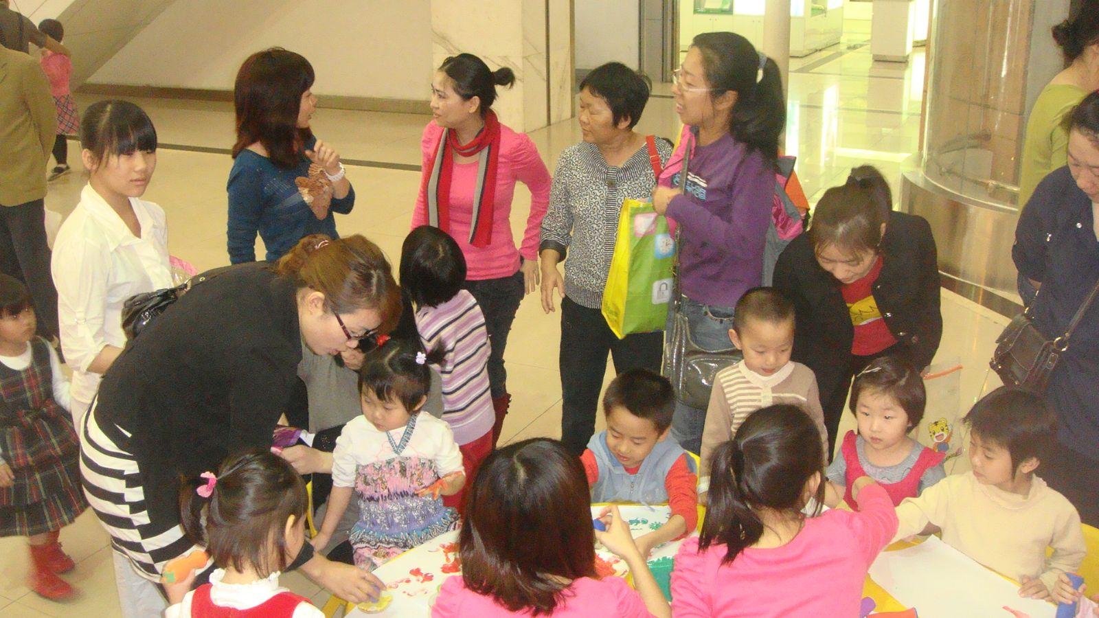 佳宝大地国际幼儿园于2011年2月27日在